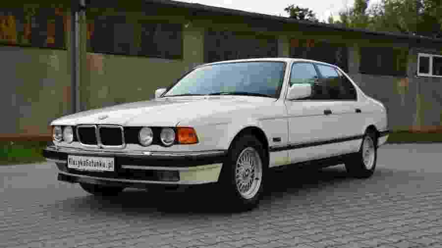 BMW Série 7 1992  - Divulgação