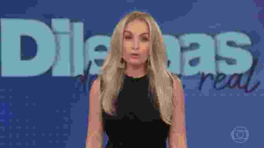 """Angélica debate sobre maternidade no programa """"Simples Assim"""" - Reprodução / TV Globo"""