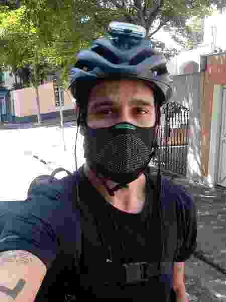 Máscara 2 - Diego Salgado/UOL - Diego Salgado/UOL