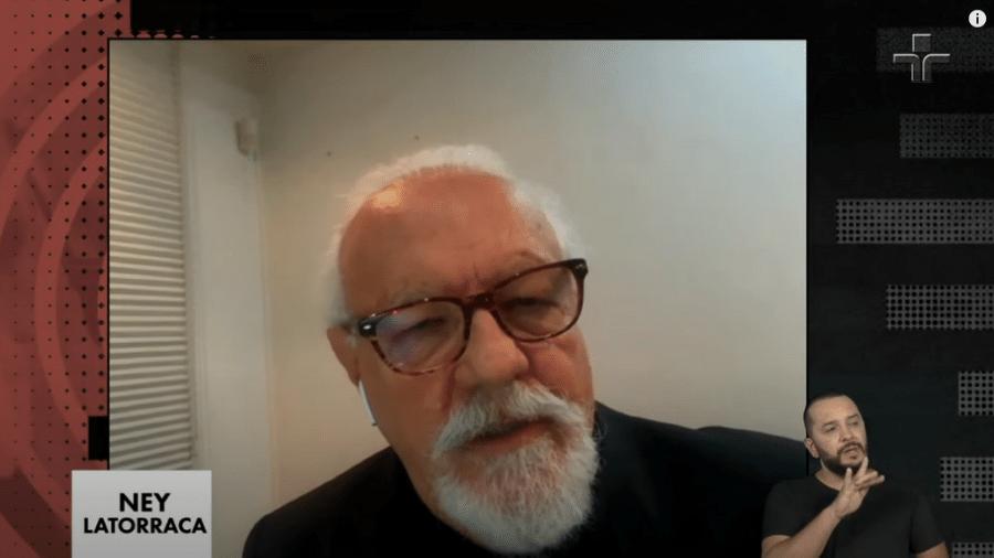 Ney Latorraca falou sobre peso da fama e futuro de patrimônio em entrevista na TV Cultura - Reprodução/Youtube