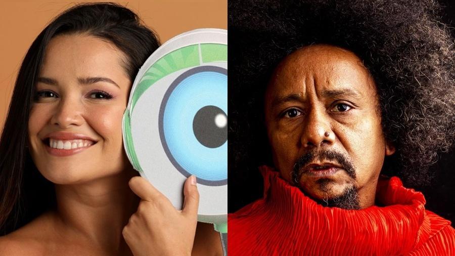 BBB 21: Juliette e Chico César - Reprodução/ Globoplay