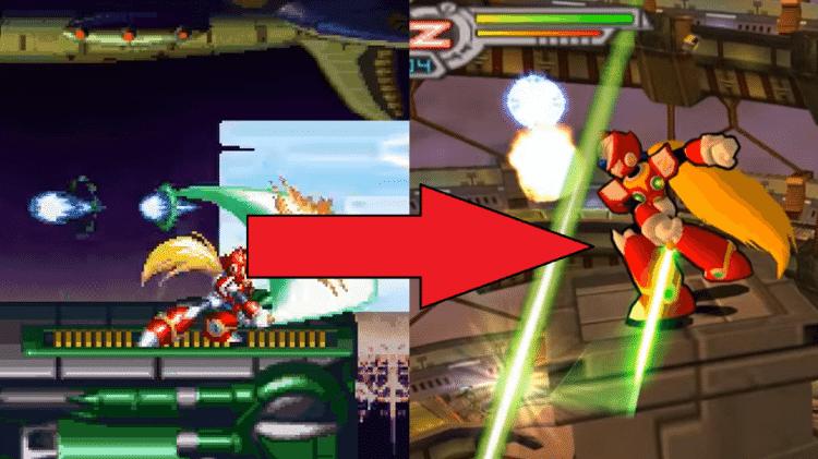 Mega Man X - Reprodução (Capcom) - Reprodução (Capcom)