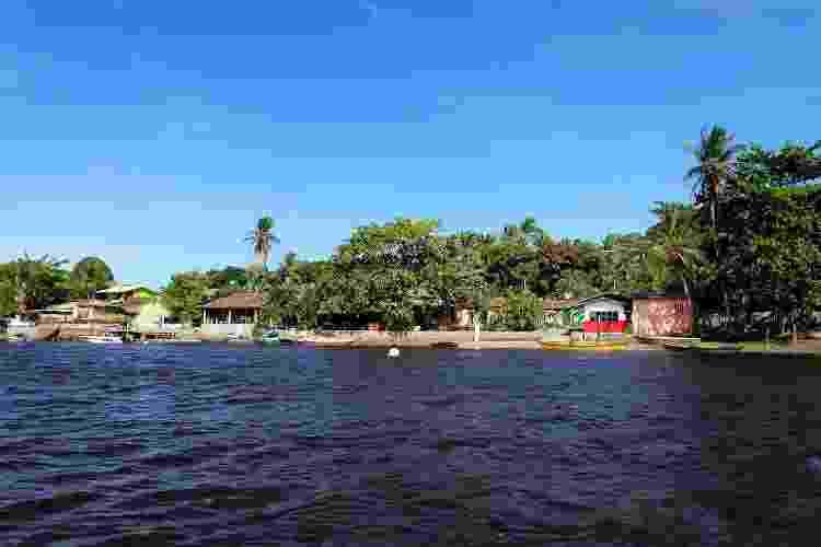Caraíva vista do rio - Getty Images - Getty Images