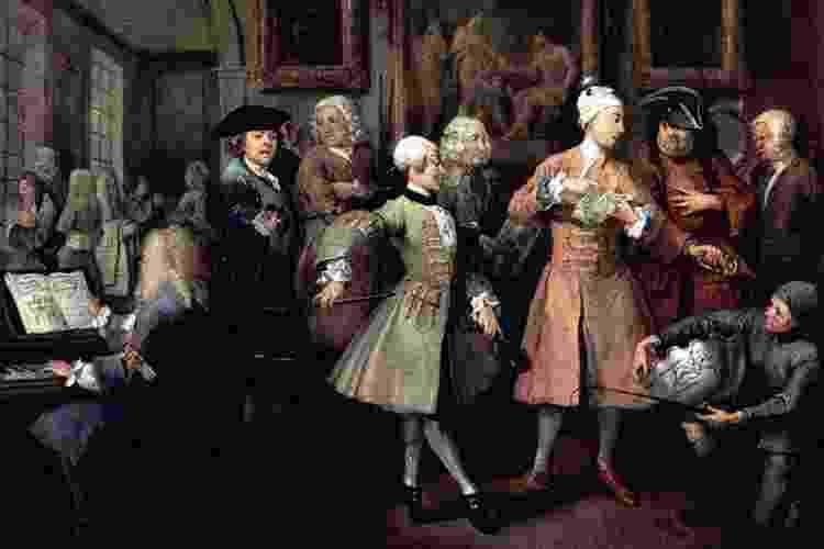 Determinações de gêneros com vestidos e saias começaram a serem implantadas no século 19 - Reprodução - Reprodução