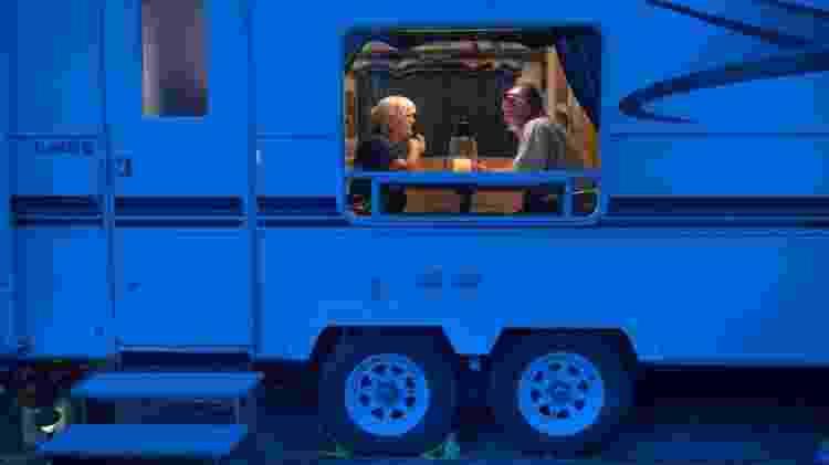 Muitas das pessoas que viajam em busca de empregos sazonais têm mais de 60 e 70 anos - Getty Images - Getty Images