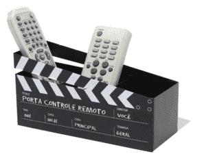 Porta-Controles Remoto - Divulgação - Divulgação