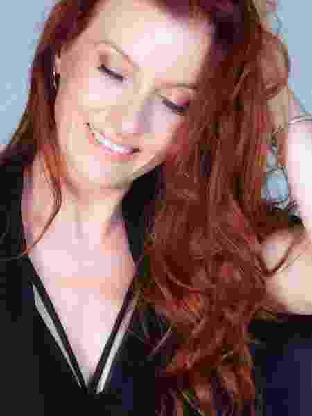 Alexandra já ouviu de um cabeleireiro que deveria cortar para se sentir mais bonita - Acervo pessoal - Acervo pessoal