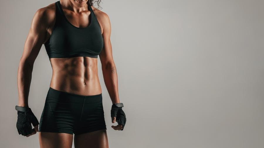 músculos do core, fortalecer o abdômen, abdome definido  - iStock