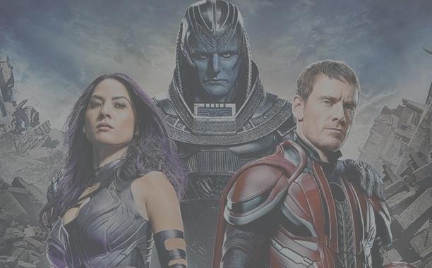 Primeira imagem divulgada dos personagens Apocalipse, Magneto e Psylocke