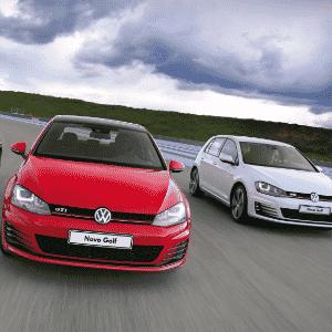 Volkswagen Golf GTI Brasil - Divulgação