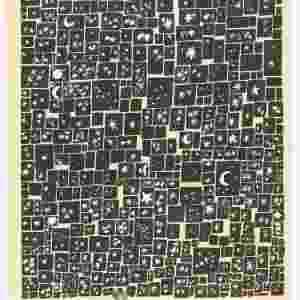 """""""Ilustrador das Mil e Uma Noites"""", publicado em """"O Cruzeiro"""", em 1961, republicado em Desenhos, editora Raízes, 1981. A exposição """"Millôr: obra gráfica"""" fica em cartaz de 17 de abril a 21 de agosto de 2016, no Instituto Moreira Salles (rua Marquês de São Vicente, 476, Gávea, Rio de Janeiro). A entrada é franca - Acervo Millôr Fernandes / Instituto Moreira Salles"""