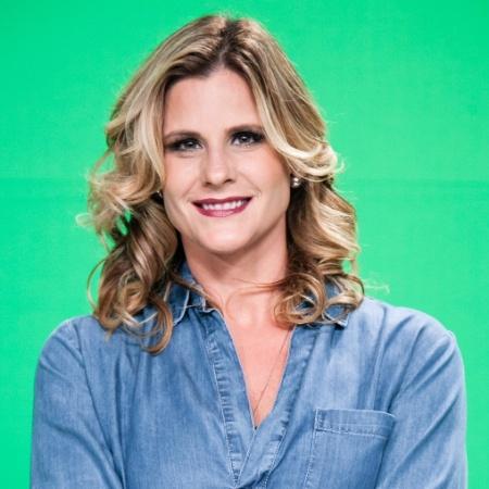 Janaína Xavier, apresentadora e repórter do SporTV - Divulgação