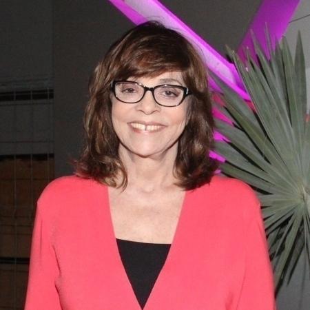 A autora Gloria Perez - Wallace Barbosa / AgNews