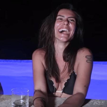 Caio Fischer entrevista Cleo Pires - Reprodução/YouTube