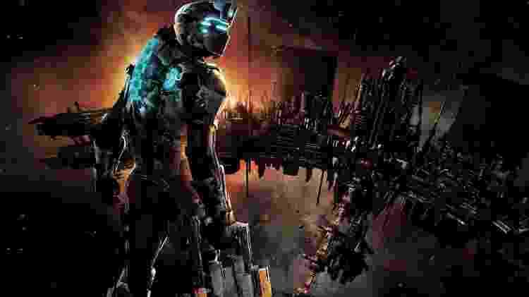 """Série """"Dead Space"""" rendeu até animação e spin-offs, mas foi 'engavetada' após fracasso de """"Dead Space 3"""" - Divulgação/Electronic Arts"""