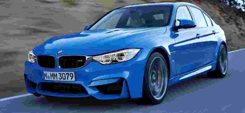 BMW M3 - Divulgação