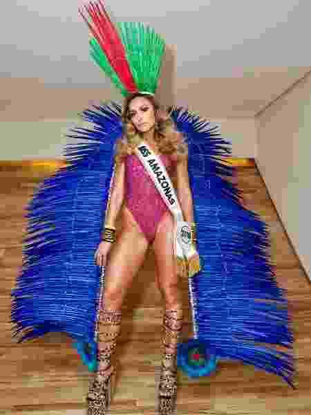 Sabrina Sato encarnou índia para curtir o baile - Rafael Cusato, Iwi Onodera e Manuela Scarpa/Brazil News