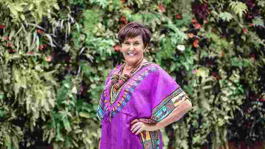 """Márcia Fernandes ensina passo a passo para ser feliz no amor em seu livro """"Xô, Encosto!"""", publicado pelo selo Principium, da Globo Livros - Carine Wallauer/UOL"""