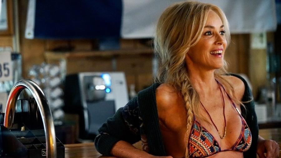 """Sharon Stone é protagonista de """"All I Wish"""" - Divulgação"""