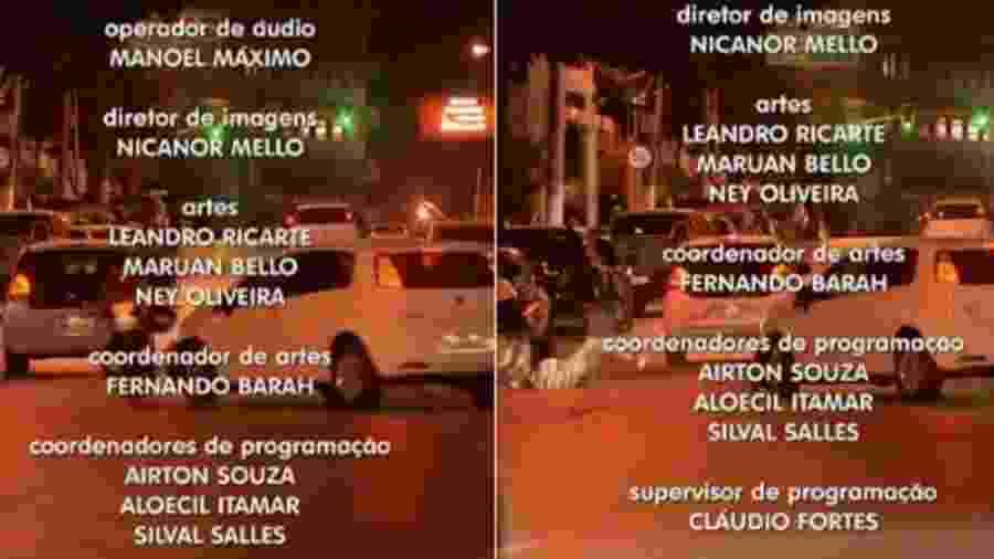 Ao vivo, TV flagra acidente de trânsito em Cuiabá (MT) - Reprodução/TV Centro América/TV Globo