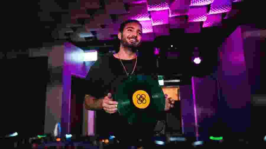 O DJ sueco Alesso - Corentin Villemeur/Divulgação