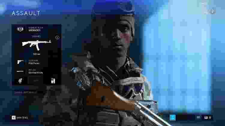 BFV Soldado - Reprodução - Reprodução