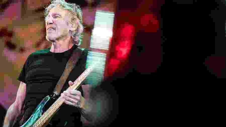 Roger Waters se apresenta em São Paulo - Reinaldo Canato / UOL