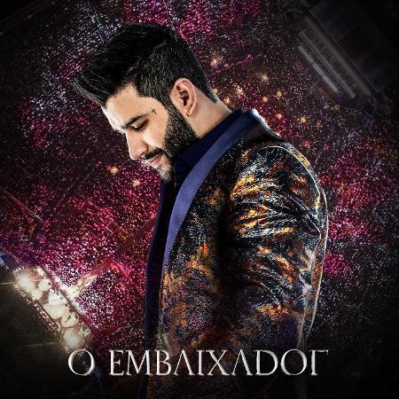 Capa do novo álbum de Gusttavo Lima - Divulgação