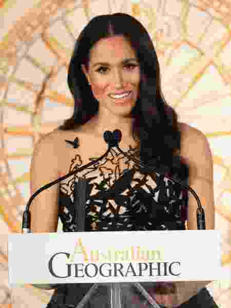 Meghan no Australian Geographic Awards - Getty Images
