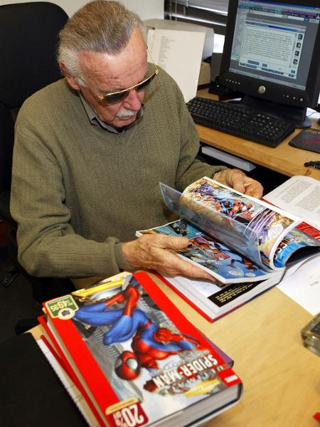 Stan Lee - Vince Bucci/Getty Images
