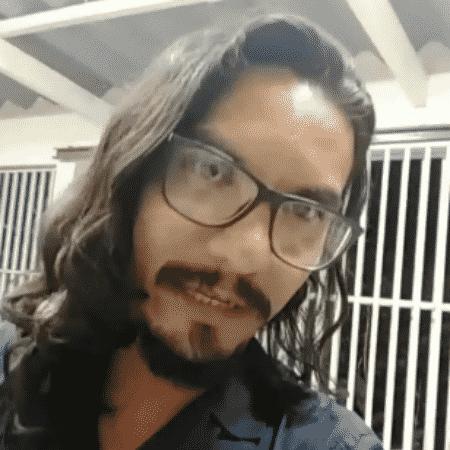 Vanderson faz vídeos em seu Instagram após desclassificação - Reprodução/Instagram