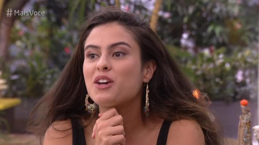 """Hana participou do """"Mais Você"""" desta quarta-feira (6) - Reprodução/Globo"""