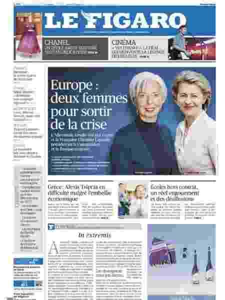 Reprodução/Le Figaro