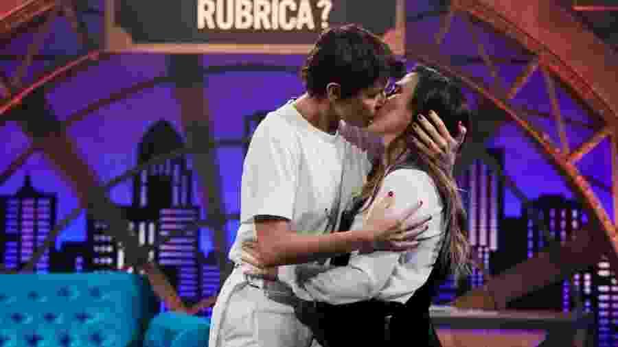 Deborah Secco e Tatá Werneck no Lady Night - Juliana Coutinho/Multishow/Divulgação