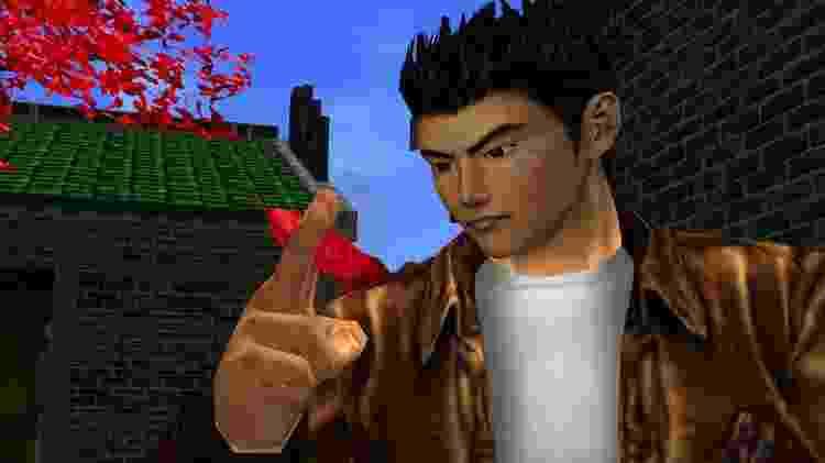 Ryo é o protagonista de todos os jogos da série - Reprodução