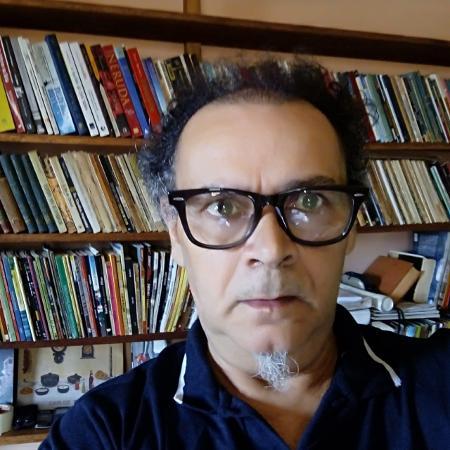 José Sarmento é escritor de literatura periférica e autor de oito livros - Arquivo Pessoal