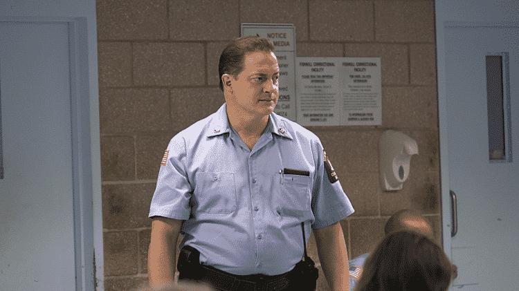 Brendan Fraser em cena de The Affair - Reprodução