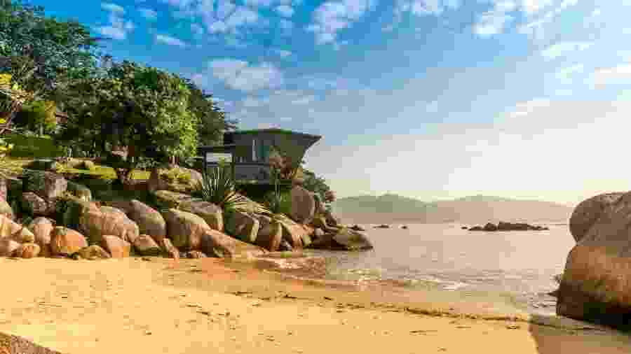 Hospedagem no litoral de Santa Catarina é a mais desejada por hóspedes do Airbnb - Divulgação