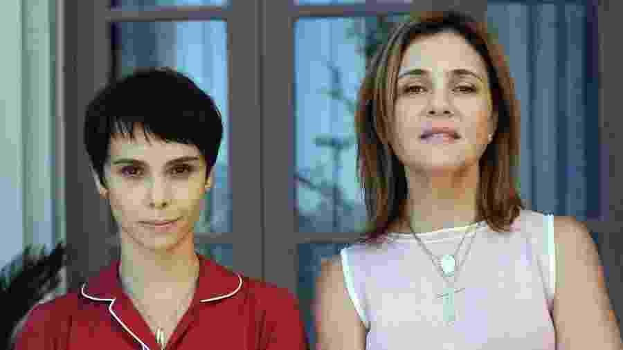 """Débora Falabella e Adriana Esteves em """"Avenida Brasil""""  - Divulgação"""