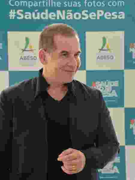 Leandro Hassum, campanha Obesidade - Divulgação