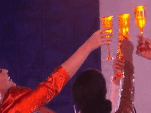 Brothers brindam na última festa do BBB 20 - Reprodução/GlobosatPlay - Reprodução/GlobosatPlay