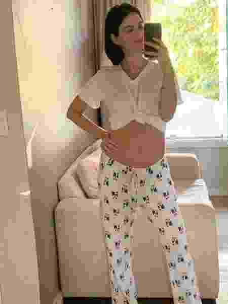 Sthefany Brito está grávida do primeiro filho - Reprodução/Instagram