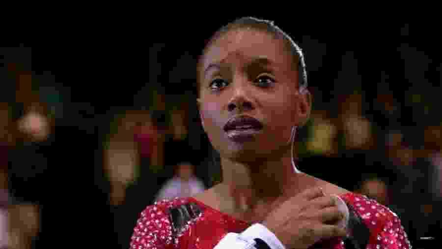 """""""Vitórias de Uma Vida"""", que conta a história de superação da ginasta Gabby Douglas (ImaniHakim), será exibido na Sessão da Tarde - Reprodução/YouTube"""
