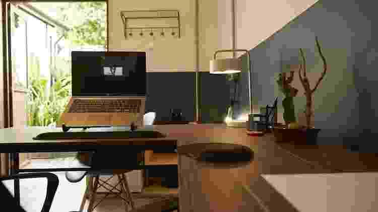 Room-office da Guest Urban, em São Paulo - Divulgação - Divulgação