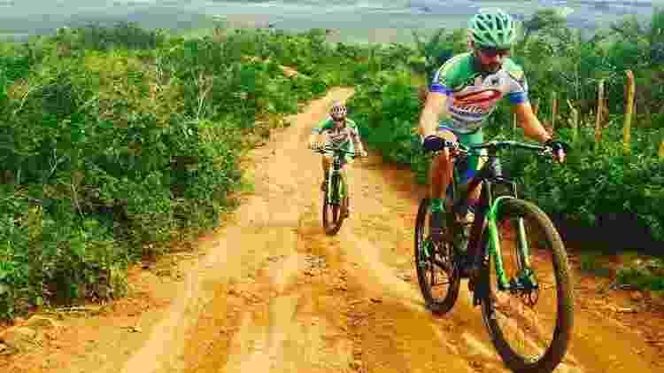 cicloturismo santa terezinha - Suba100/Divulgação - Suba100/Divulgação