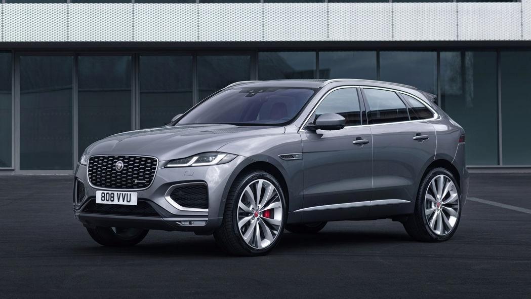 Jaguar F Pace Ganha Luxo E Motor De Seis Cilindros Em Versao 2021 15 09 2020 Uol Carros