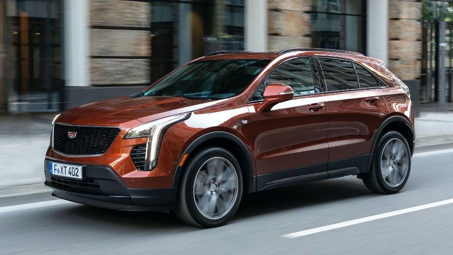 Cadillac XT4 2021  - Divulgação