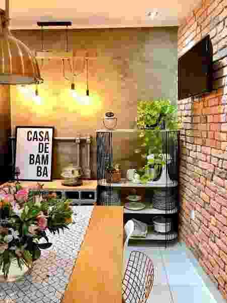 Casa de Bamba | Sala de jantar - Arquivo Pessoal - Arquivo Pessoal