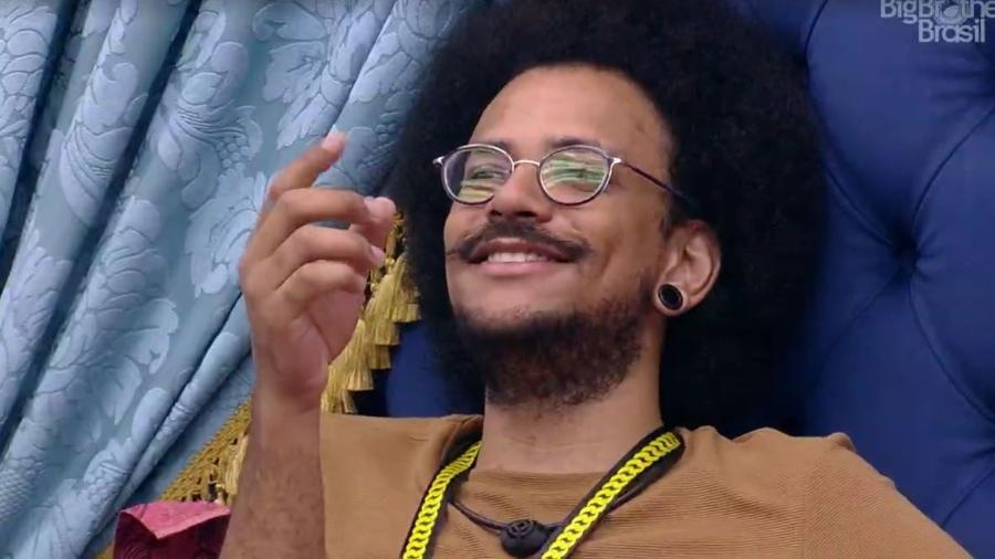 BBB 21: João conversa no quarto do líder - Reprodução/ Globoplay