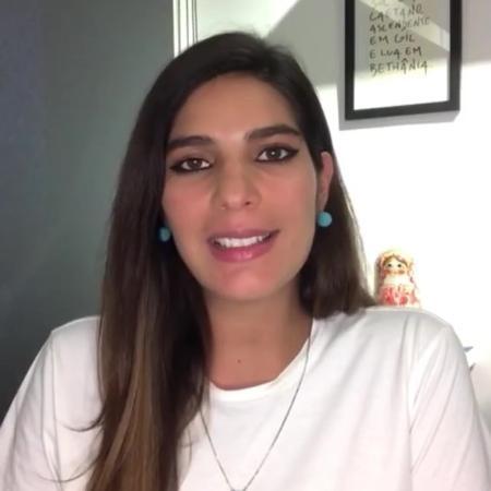 Andréia Sadi respondeu perguntas dos fãs - Reprodução/Instagram @andreiasadi